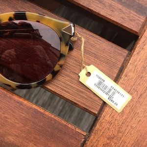 NWT Karen Walker Harvest Sunglasses